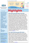 ISDR-Highlights